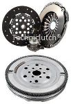 DUAL MASS FLYWHEEL DMF & COMPLETE CLUTCH KIT W/ CSC OPEL SIGNUM 2.2 DIRECT